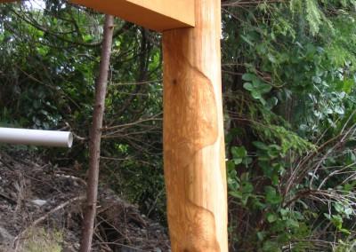 Ayre Residence_Support Pillar