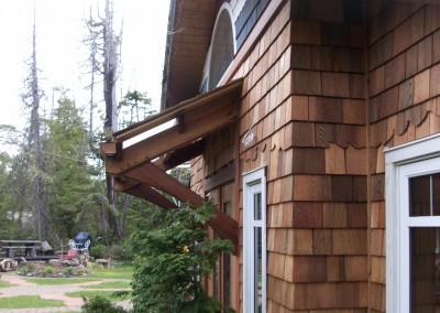 Timber Frame Home 5