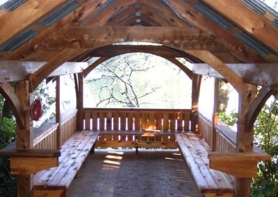 Tofino Botanical Gardens_Group Seating Area 2